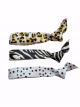 Armbandje feline zebra