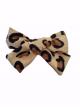 Haarstrik Milou Leopard Beige