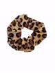 Scrunchie Veerle leopard