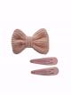 Haarstrik Linde light pink