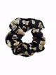 Scrunchie Merel black