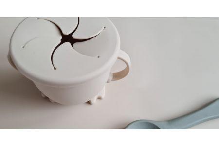 Snack cup naturel