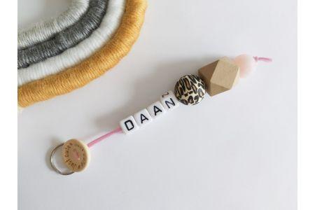 Sleutelhanger Daan