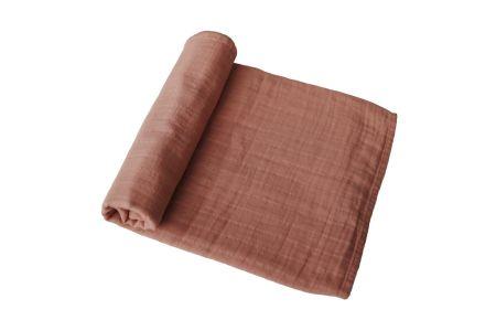 Mushie hydrofiele doek XL - Tawny Birch